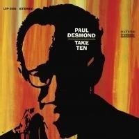 Paul Desmond - Take Ten LP