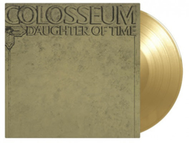 Colossuem Daughter Of Time LP - Gold Vinyl