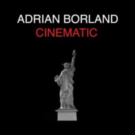 Adrian Borland Cinematic -CD / Bonus Tracks