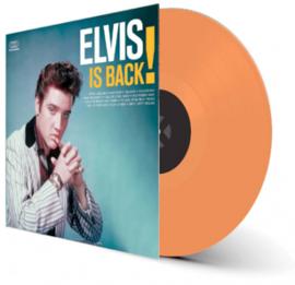 Elvis Presley Elvis Is Back! LP - Orange Vinyl -