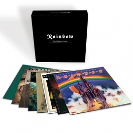 Rainbow - Rainbow 9LP Box -ltd-