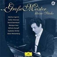 Wilhelm Kempff - Grobe Meister, Kleine Stucke HQ LP