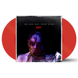 Slipknot We Are Not Your Kind 2LP - Red Vinyl-