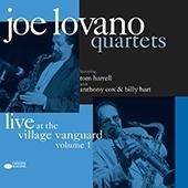 Joe Lovano - Quartets Live At The Village Vanguard 2LP - Blue Note 75 Years -.