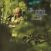 Horace Silver - Cape Verdean Blues LP -Blue Note 75 Years -