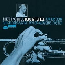 Blue Mitchell - Thing To Do Reissue LP