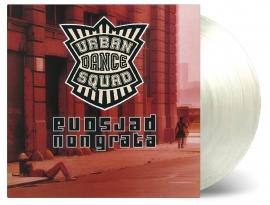 Urban Dance Squad Persona Non Grata LP - Transparant Vinyl-