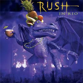 Rush In Rio 180g 4LP Box Set