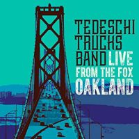 Tedeschi Trucks Band Live From The Fox Oakland 3LP