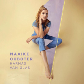 Maaike Ouboter Harnas Van Glas LP