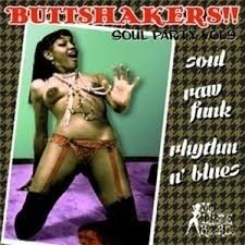Buttshakers Soul Party 9 LP