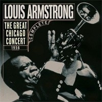 Louis Armstrong - Great Chicago Concert 1956 HQ 3LP