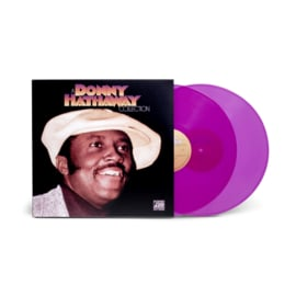 Donny Hathaway  A Donny Hathaway Collection 2LP - Purple Vinyl-