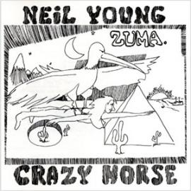Neil Young & Crazy Horse Zuma LP