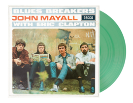 John Mayall Blues Breakers With Eric Clapton 180g LP - Green Vinyl-