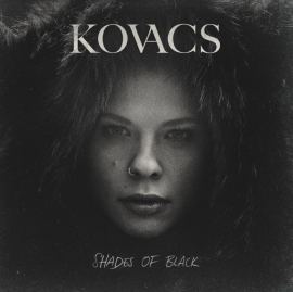 Kovacs - Shades Of Black LP - No Ris Disc-.
