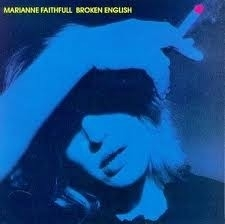 Marianne Faithfull - Broken English HQ LP