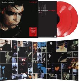 Gary Numan Hybrid 2LP - Red Vinyl-