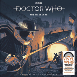 Doctor Who The Massacre 2LP