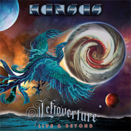 Kansas Leftoverture Live & Beyond 180g 4LP & 2CD Box Set