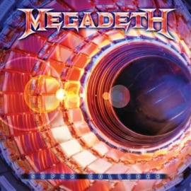 Megadeth Super Colider LP
