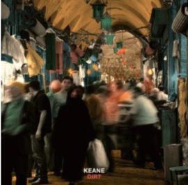 Keane Dirt LP - Coloured Vinyl-