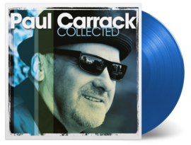 Paul Carrack Collected 2LP - Blue Vinyl-