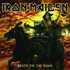 Iron Maiden Death On the Road 180g 2LP