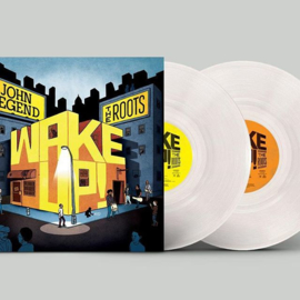 John Legend & The Roots Wake Up 2LP - Coloured version-