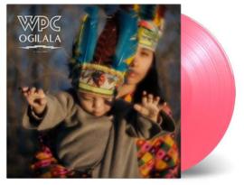 William Patrick Corgan Ogallala LP - Pink Vinyl-
