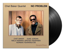 Chet Baker No Problem LP