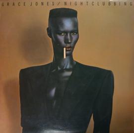 Grace Jones Nightclubbing LP