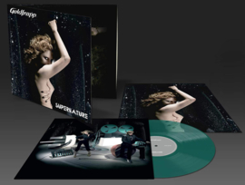 Goldfrapp Supernature LP -Translucent Green Vinyl-