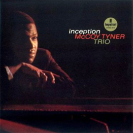 The McCoy Tyner Trio Inception LP
