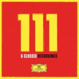 111 Years of Deutsche Grammophon 180g 6LP Box Set