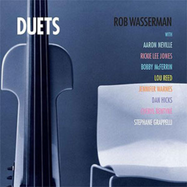 Rob Wasserman Duets 200g LP