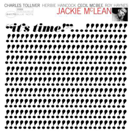 Jackie McLean It's Time! 180g LP