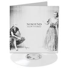 Nosound Allow Yourself LP - Clear Vinyl-