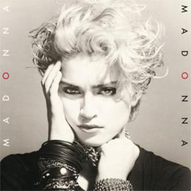 Madonna Madonna LP -Clear Vinyl-