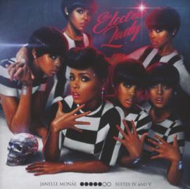 Janelle Monae Electric Lady 2LP