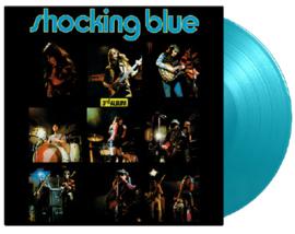 Shocking Blue 3rd Album LP - Turquoise Vinyl-