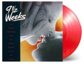 9,5 Weeks LP - Coloured Red -