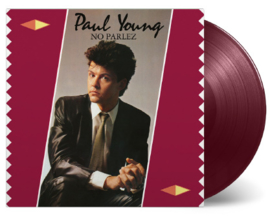 Paul Young No Parlez LP - Purple Vinyl-