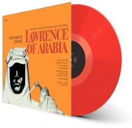 Maurice Jarre Lawrence Of Arabia LP - Orange Vinyl