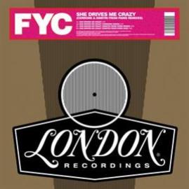 FINE YOUNG CANNIBALS She Drives Me Crazy (Cerrone & Dimitri From paris Remixes) 12