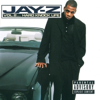 Jay-z Vol. 2 Hard Knock Life 2LP