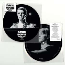 David Bowie Breaking Glass 7' Picture Disc