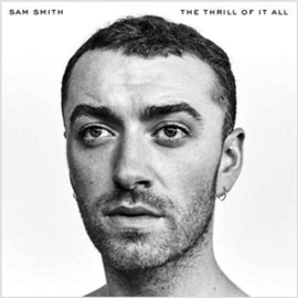 Sam Smith The Thrill of It All LP - White Vinyl-