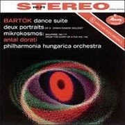Bartok Dance Suite LP