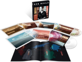 Bob Mould Distortion: 1989-1995 8LP Box Set -Clear Splatter Vinyl-